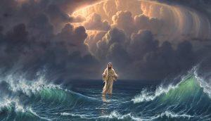 O Deus de todas as horas, não só das tempestades